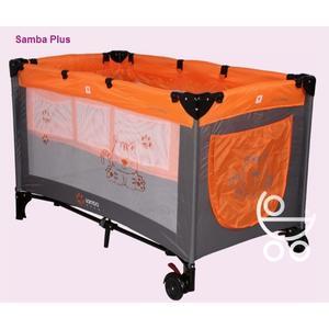 Łóżeczko Samba Plus marki CoTo Baby - zdjęcie nr 1 - Bangla