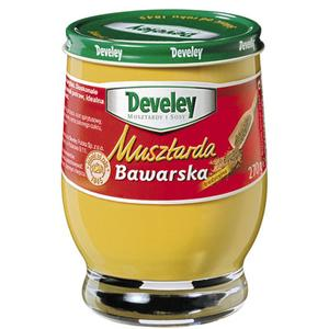 Musztarda Bawarska marki Develey - zdjęcie nr 1 - Bangla