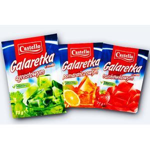 Castello, Galaretka. Różne smaki marki Lidl - zdjęcie nr 1 - Bangla
