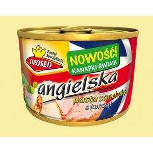 Angielska pasta sandwich z kurcząt marki Drosed - zdjęcie nr 1 - Bangla