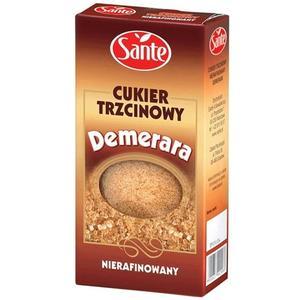 Demerara, Cukier Trzcinowy nierafinowany marki Sante - zdjęcie nr 1 - Bangla