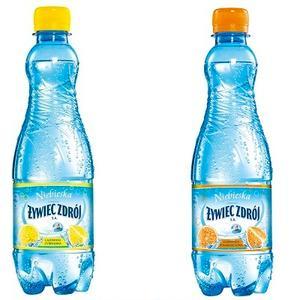Niebieska, Żywiec Zdrój gazowana cytrynowa, jabłkowa, pomarańczowa marki Żywiec Zdrój - zdjęcie nr 1 - Bangla