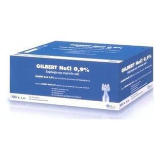 NaCl, sól fizjologiczna marki Gilbert - zdjęcie nr 1 - Bangla