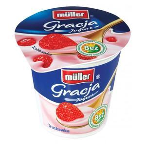Gracja Jogurt, różne smaki marki Muller - zdjęcie nr 1 - Bangla
