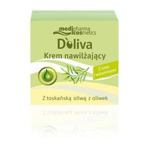 Krem nawilżający z urea i witaminami z toskańską oliwą z oliwek marki Doliva - zdjęcie nr 1 - Bangla