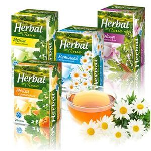 Herbatka expresowa Herbal Time ziołowa, melisa, melisa z pomarańczą, rumianek marki Biedronka - zdjęcie nr 1 - Bangla