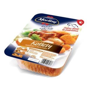 Kotlety mielone z kurczaka marki Morliny - zdjęcie nr 1 - Bangla