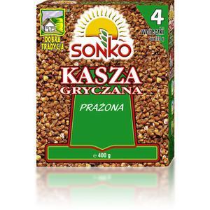 Kasza Gryczana prażona marki Sonko - zdjęcie nr 1 - Bangla