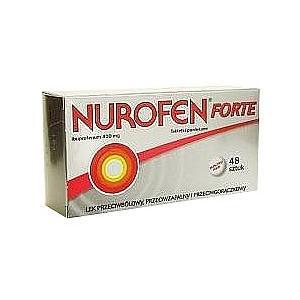 Nurofen Forte, tabletki 400 mg lub Nurofen 200 mg marki Boots Healthcare - zdjęcie nr 1 - Bangla