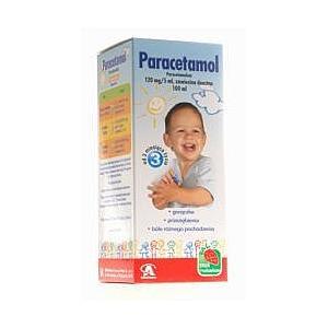 Paracetamol, zawiesina 120 mg/5 ml marki Aflofarm - zdjęcie nr 1 - Bangla