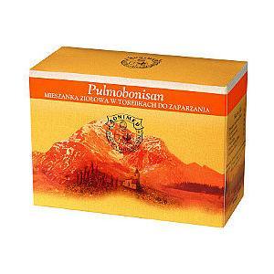 Pulmobonisan, mieszanka ziołowa w torebkach do zaparzania marki Bonimed - zdjęcie nr 1 - Bangla