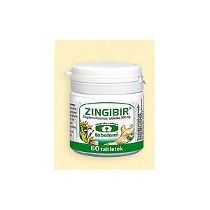Zingibir, tabletki marki Labofarm - zdjęcie nr 1 - Bangla