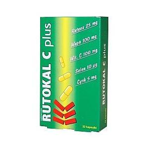 Rutokal C Plus, kapsułki marki NP Pharma - zdjęcie nr 1 - Bangla