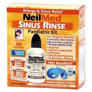 Sinus Rinse Pediatric, dla dzieci marki NeilMed - zdjęcie nr 1 - Bangla