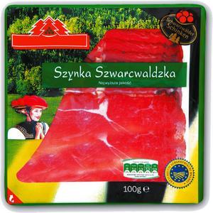 Schwarzwaldrauch, Szynka Szwarcwaldzka marki Lidl - zdjęcie nr 1 - Bangla