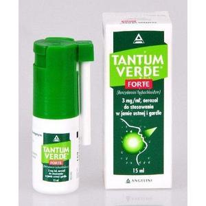 Tantum Verde Forte, aerozol 0,3% marki Medagro - zdjęcie nr 1 - Bangla