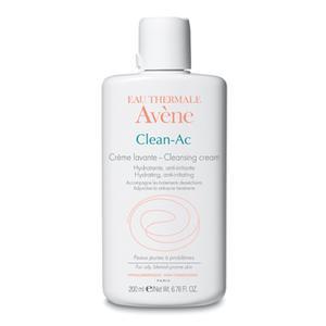 Clean AC, Cleansing Cream, Creme Lavante, Krem oczyszczający marki Avene - zdjęcie nr 1 - Bangla