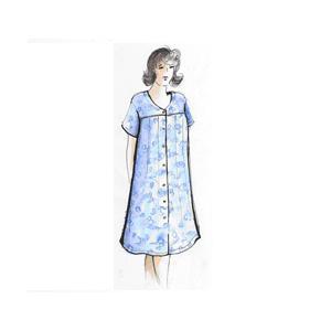 Koszula rozpinana Komfort marki Ty i My - zdjęcie nr 1 - Bangla