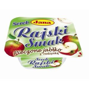 Serek Rajski Smak, różne smaki marki Jana - zdjęcie nr 1 - Bangla