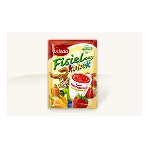 Fisielowy Kubek, kisiel, różne smaki marki Delecta - zdjęcie nr 1 - Bangla