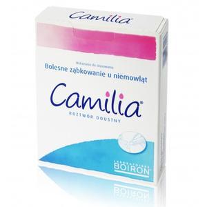 Camilia - homeopatia na bolesne ząbkowanie marki Boiron - zdjęcie nr 1 - Bangla