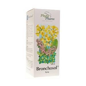 Bronchosol, syrop marki Phytopharm - zdjęcie nr 1 - Bangla