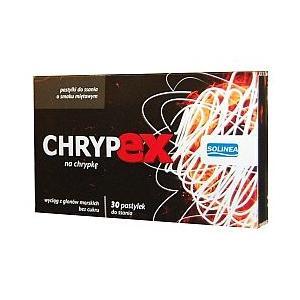 Chrypex, pastylki do ssania marki Solinea - zdjęcie nr 1 - Bangla