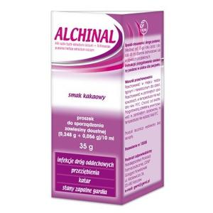 Alchinal, proszek do sporządzania zawiesiny doustnej marki Gemi - zdjęcie nr 1 - Bangla