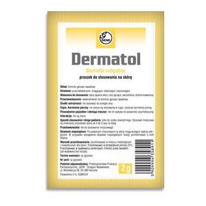 Dermatol, proszek marki Gemi - zdjęcie nr 1 - Bangla