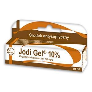 Jodi Gel, zel, środek antyseptyczny marki Gemi - zdjęcie nr 1 - Bangla