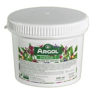 Argol Energie 1, Balsam do masażu marki Alba Thyment - zdjęcie nr 1 - Bangla