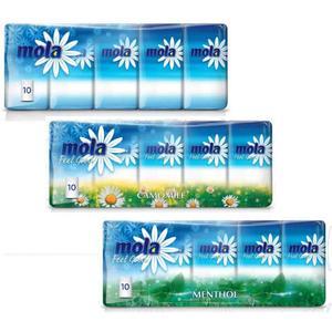 Chusteczki higieniczne Mola marki Mola - zdjęcie nr 1 - Bangla