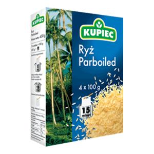 Ryż Parboiled marki Kupiec - zdjęcie nr 1 - Bangla