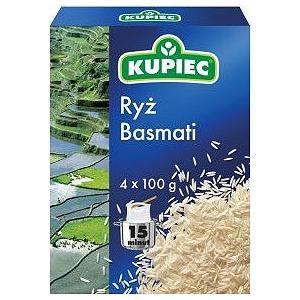 Ryż Basmati marki Kupiec - zdjęcie nr 1 - Bangla