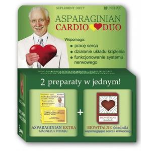 Asparaginian Cardio Duo marki Uniphar - zdjęcie nr 1 - Bangla