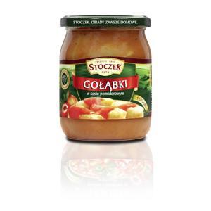 Gołąbki w sosie pomidorowym marki Stoczek - zdjęcie nr 1 - Bangla