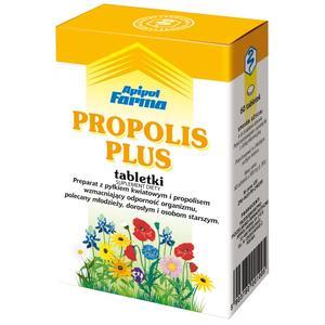 Propolis Plus tabletki marki Apipol Farma - zdjęcie nr 1 - Bangla