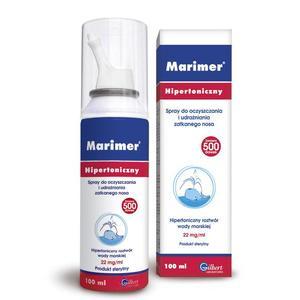 Marimer hipertoniczny spray marki Gilbert - zdjęcie nr 1 - Bangla