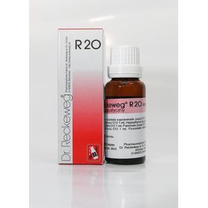 R20, krople marki Dr. Reckeweg - zdjęcie nr 1 - Bangla