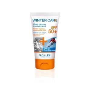 WINTER CARE Krem zimowy przeciwsłoneczny SPF 50+ marki FlosLek - zdjęcie nr 1 - Bangla