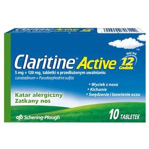 Claritine Active marki Schering Plough - zdjęcie nr 1 - Bangla