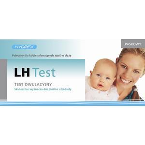 LH Test, test owulacyjny marki Hydrex - zdjęcie nr 1 - Bangla