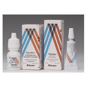 Tobradex, maść lub krople marki Alcon Pharmaceuticals - zdjęcie nr 1 - Bangla