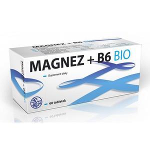 Magnez + B6 Bio marki Sun Farm - zdjęcie nr 1 - Bangla