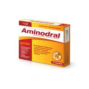 Aminodral, saszetki marki Vitis Pharma - zdjęcie nr 1 - Bangla