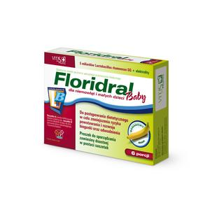 Floridral Baby marki Vitis Pharma - zdjęcie nr 1 - Bangla