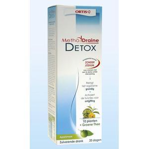 MethodDraine Detox, tonik oczyszczający organizm z toksyn marki Ortis - zdjęcie nr 1 - Bangla