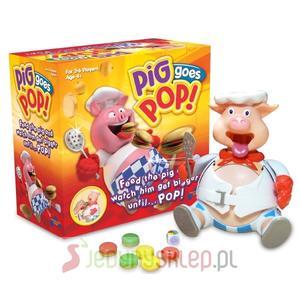 Pig goes Pop, Nie pękaj prosiaczku marki Hasbro - zdjęcie nr 1 - Bangla