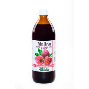 Malina sok 100% marki Eko Medica - zdjęcie nr 1 - Bangla