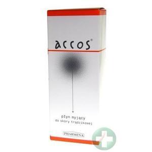 Accos, Płyn myjący do skóry trądzikowej marki Pharmena - zdjęcie nr 1 - Bangla